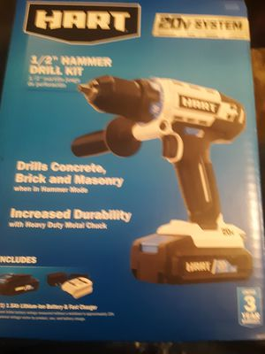 """1/2"""" hammer drill for Sale in Columbia, SC"""
