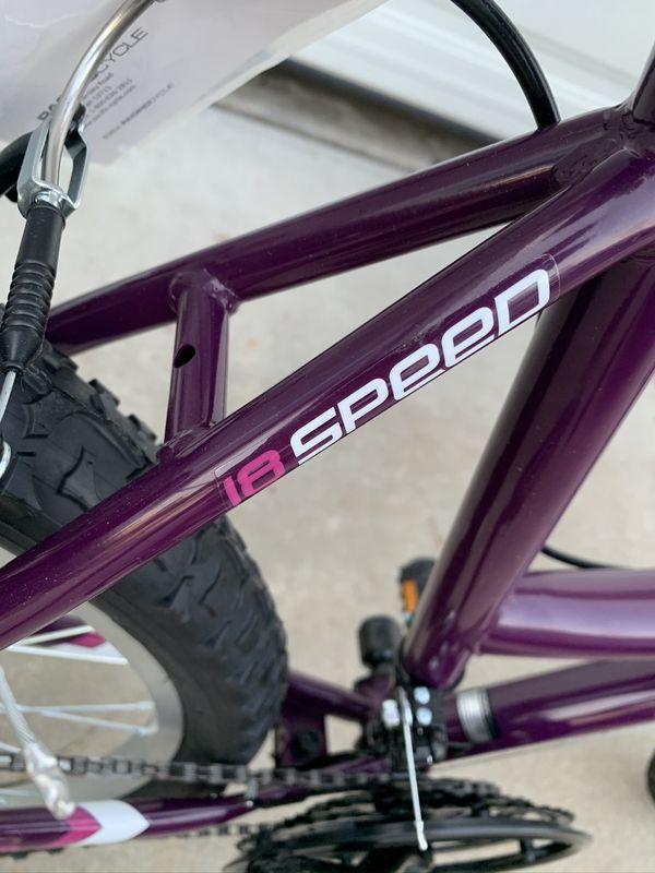 Bike trunk rack fits any car bicycle cruiser