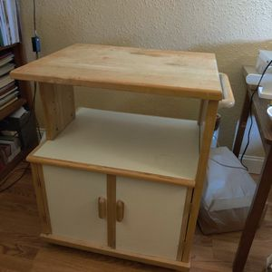 Microwave Stand for Sale in San Jose, CA