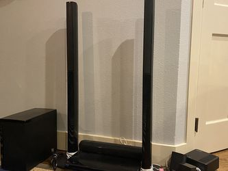 Panasonic 5.1 Blueray Surround System for Sale in Kirkland,  WA