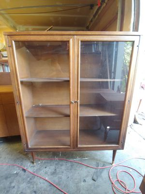 Mid century bookcase for Sale in Bothell, WA