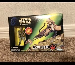 NIB Vintage 1997 Star Wars Speeder Bike for Sale in Palm Bay, FL