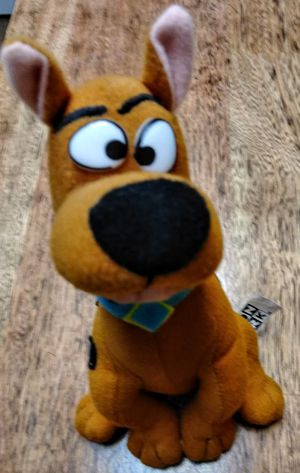 $5 OBO Play By Play Cartoon Network Scooby Doo Stuffed Plush Toy for Sale in Nashville, TN