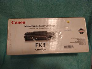 Canon printer cartridge laser for Sale in Toms River, NJ