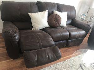Juego de sofá reclinable for Sale in Orlando, FL