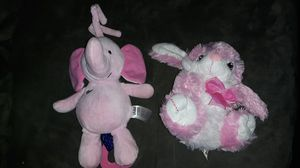 Girls Pink Plush and Musical Elephant for Sale in Columbus, MS