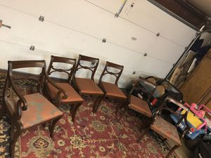 6 Antique Chairs for Sale in Newberg, OR