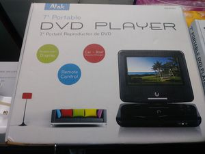 Brand new portable Dvd player for Sale in Homestead, FL