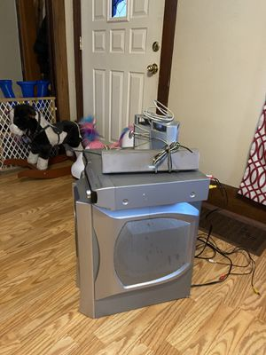 Speakers and dvd for Sale in Fort Wayne, IN