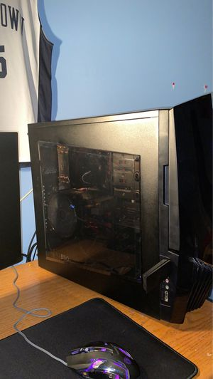 Gaming pc w/keyboard, mouse, and mic for Sale in Red Lion, PA