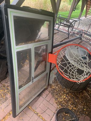 Basketball Hoop Set for Sale in Lockport, IL