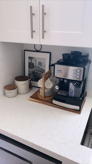Mr coffee espresso and cappuccino maker , like new for Sale in West Park, FL
