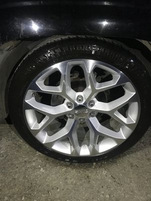 """New 22"""" Honeycombs wheels tires for Sale in Fort Worth, TX"""