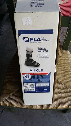 Low ankle walker for Sale in Wichita, KS
