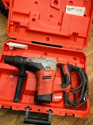 1-9/16 in. SDS Max Rotary Hammer for Sale in Dallas, TX