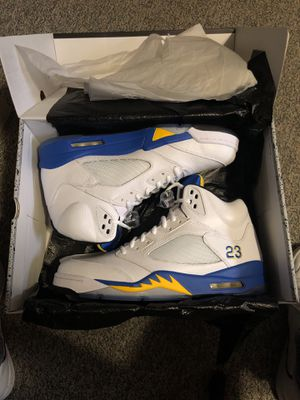 Air Jordan laney retro 5s for Sale in Englishtown, NJ