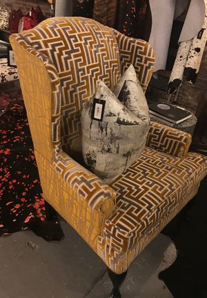 Wing Back accent chair for Sale in Philadelphia, PA