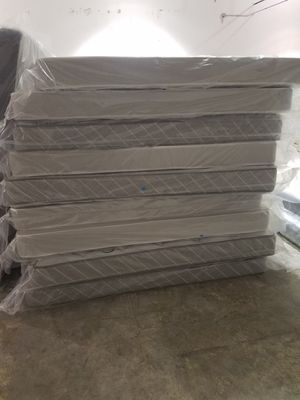 HALF PRICED MATTRESSES!! ALL SIZES AVAILABLE!! BEDS AND FOUNDATION(BOXSPRING) for Sale in Springdale, AR