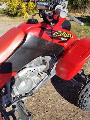 2000 HONDA TRX 400 EX for Sale in Santa Ana, CA
