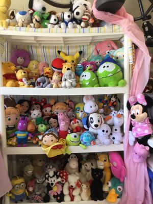 Plushies for Sale in Tampa, FL