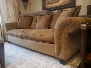 Large comfortable sofa and love seat for Sale in Coral Springs, FL