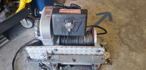 8274 Warn Winch Stainless cable for Sale in Gig Harbor, WA
