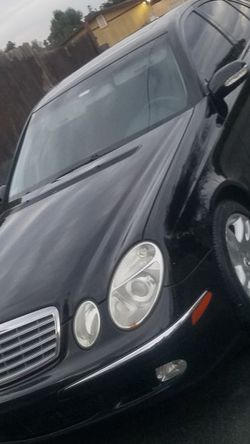 Mervedes Benz E500 2003 for Sale in San Diego,  CA