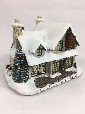 """Hawthorne Village: Thomas Kinkade Collection """"Santa's Workshop Toys"""" EUC (2000) for Sale in Hamilton Township, NJ"""