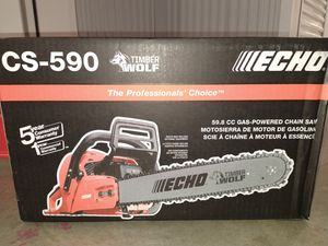 "Brand New Echo chainsaw 18"" bar for Sale in Seattle, WA"