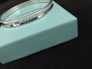 Authentic Tiffany & Co 1837 Bangle Sterling for Sale in San Jose, CA