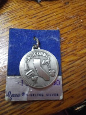 Vintage Sterling Silver Charm California for Sale in OR, US