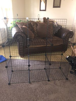 Metal Gridwire Storage Shelves for Sale in Raleigh, NC