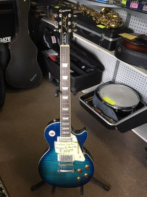 Epiphone les Paul standard pro electric guitar for Sale in Cheshire, CT