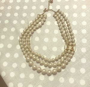 Kate Spade pearl necklace for Sale in Annandale, VA