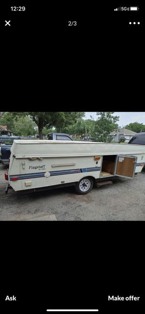 Pop up camper 17 feet for Sale in Haltom City, TX