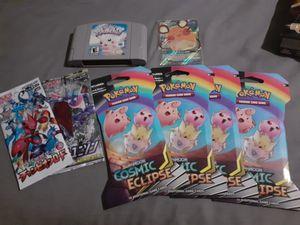 Pokemon packs for Sale in Spring Hill, FL