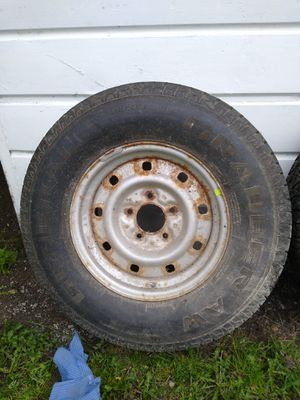 general--grabber a/w p255/70r16 for Sale in Mount Vernon, WA