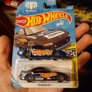 Hot Wheels Mad Mike 1995 Mazda Rx7 And Nissan 180sx for Sale in Los Angeles, CA