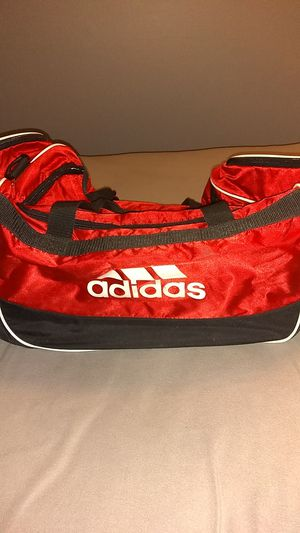 Adidas duffle bag. for Sale in Clearwater, FL