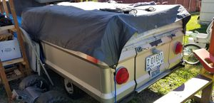 Camper - Vintage Apache pop up tent for Sale in Renton, WA