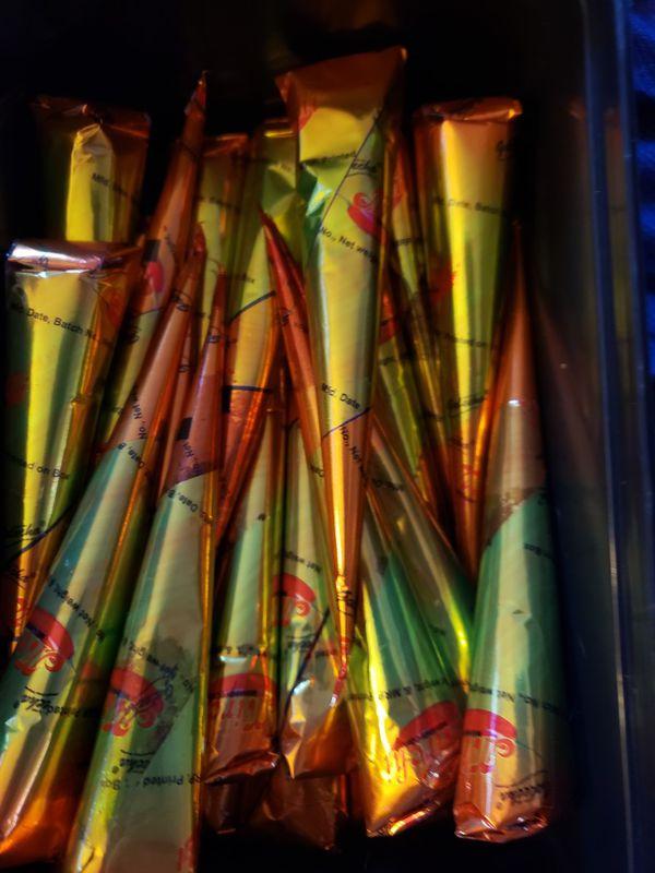 9 Henna Cones