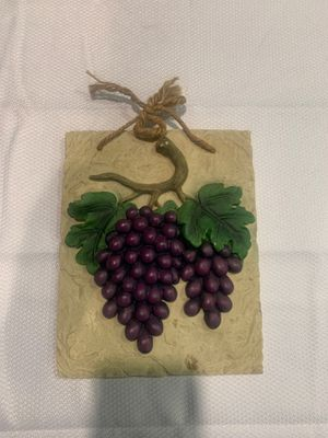Home Decor ceramic tile grapes for Sale in Moreno Valley, CA