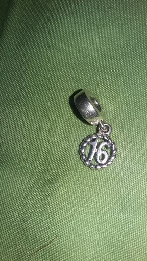 Pandora Sweet Sixteen Charm for Sale in Cleveland, OH