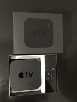 Apple TV 32GB 4th Gen for Sale in Chantilly, VA