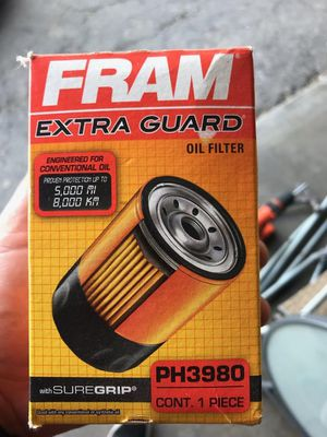 Free Oil filter for Sale in San Bernardino, CA