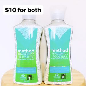2 Method Fragrance Boosters Beach Sage Scent (17oz EA) - $10 for both for Sale in Anaheim, CA