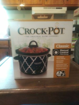 Crock pot for Sale in Jennings, MO