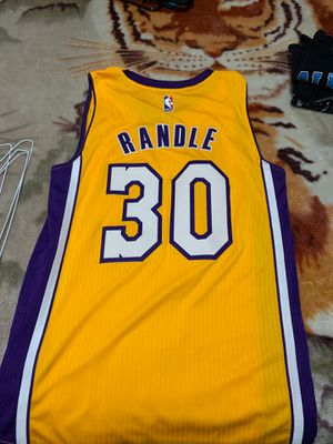 Julius Randle, Laker Jersey #30, NBA Adidas (S) for Sale in Los Angeles, CA