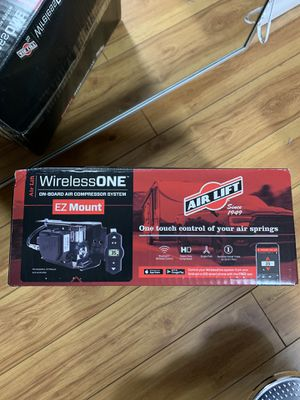 Air lift wireless ONE EZ Mount for Sale in Chino, CA