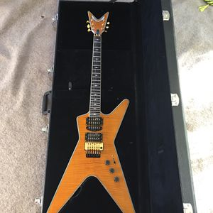 Dean ML Switchblade Trans Amber w/ case for Sale in Kingston Springs, TN
